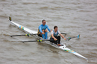 Crew: 8  CNN-WRIGHT  Cambridge 99 Rowing Club  Op 2x Intermediate<br /> <br /> Pairs Head 2018<br /> <br /> To purchase this photo, or to see pricing information for Prints and Downloads, click the blue 'Add to Cart' button at the top-right of the page.