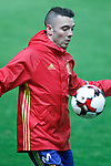 Spain's Iago Aspas during training session. March 23,2017.(ALTERPHOTOS/Acero)