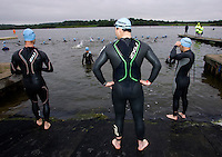 06 JUL 2008 - WAKEFIELD, UK -  British Age Group Triathlon Championships. (PHOTO (C) NIGEL FARROW)