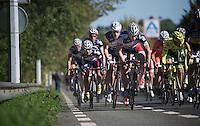 Franco Belge 2012.stage 4.Mons-Tournai: 153,8km
