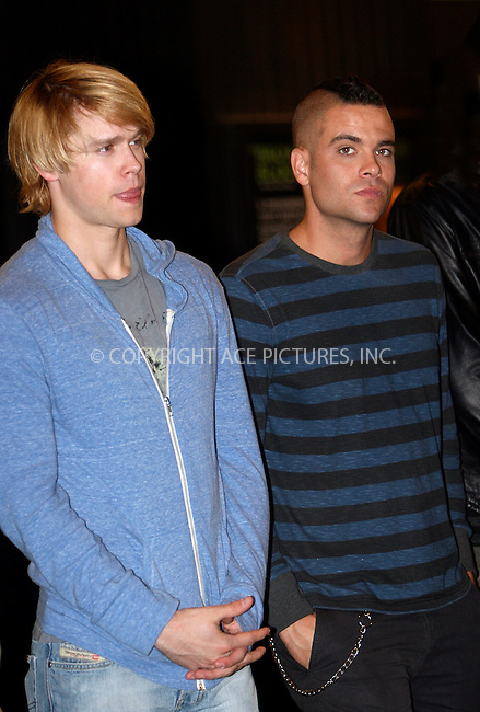 WWW.ACEPIXS.COM . . . . .  ....April 25 2011, New York City....Actors Chord Overstreet and Mark Salling at a press conference for the hit TV show 'Glee' at the Gershwin Theatre on April 25 2011 in New York City....Please byline: NANCY RIVERA- ACEPIXS.COM.... *** ***..Ace Pictures, Inc:  ..Tel: 646 769 0430..e-mail: info@acepixs.com..web: http://www.acepixs.com