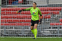 Bridgeview, IL - Sunday August 20, 2017: Nicole Barnhart during a regular season National Women's Soccer League (NWSL) match between the Chicago Red Stars and FC Kansas City at Toyota Park.