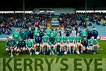 The Ballyduff Team who defeated Kilmoyley in the Senior County Championship Semi Finals at Austin Stack Park on Sunday.