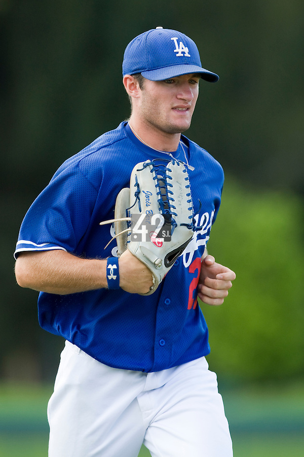 BASEBALL - MLB - DODGERTOWN (USA) - 03/08/2008 - PHOTO: CHRISTOPHE ELISE.JORIS BERT (LOS ANGELES DODGERS)
