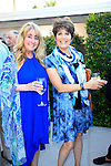 PALM SPRINGS - APR 27: Blair Tindall, Lucie Arnaz at a cultivation event for The Actors Fund at a private residence on April 27, 2016 in Palm Springs, California