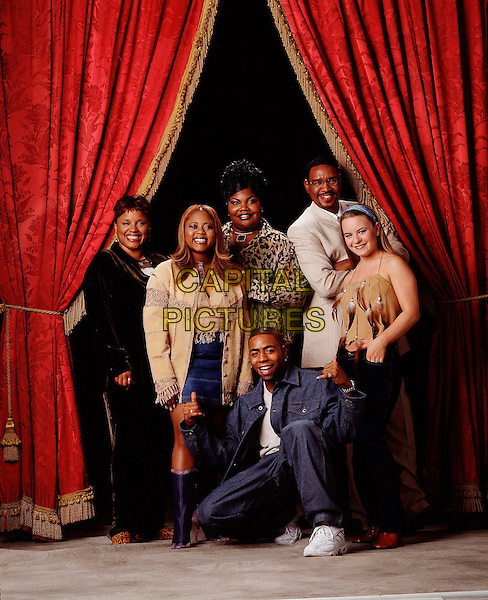 YVETTE WILSON, COUNTESS VAUGHN, MO'NIQUE IMES-JACKSON, DORIEN WILSON, JENNA VON OY & KEN LAWSON.in The Parkers.Ref: FB.www.capitalpictures.com.sales@capitalpictures.com.Supplied by Capital Pictures