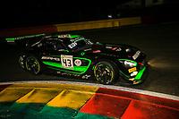 #43 MERCEDES AMG TEAM STRAKKA RACING (GBR) MERCEDES AMG GT3 PRO CUP MAXI BUHK (DEU) MAXI GOETZ (DEU) ALVARO PARENTE (PRT)