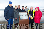 Enjoying the Ballyheigue Races on Saturday. L to r: Hugh Fitzsimmons, Catherine and Brian McMahon, Brendan and Saoirse Moriarty, Tom Lawlor and Margaret O'Sullivan.