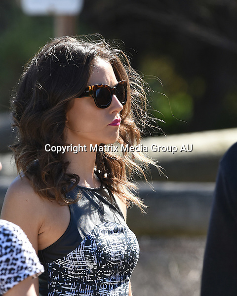 3 AUGUST 2015 SYDNEY AUSTRALIA<br />