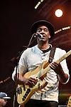 Marcus Miller - Festival Jazz a Juan a la Pinede Gould de Juan-les-Pins a Antibes