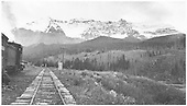 Freight in Trout Lake area.<br /> RGS  Trout Lake, CO  Taken by Mollette, Erskine (Rex)