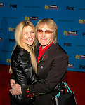 Tom Petty and Wife at Arrivals for the 2005 Billboard Music Awards at MGM Grand in Las Vegas, December 6th 2005...Photo by Chris Walter/Photofeatures