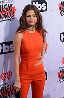 Selena Gomez @ the 2016 iHeart Radio Music awards held @ the Forum.<br /> April 3, 2016