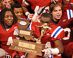 Selected highlights from the 2010 LHSAA Class I, II and IV State Football Championships held in the Louisiana Superdome on December 10-11, 2010.  All images previously appeared on NewOrleans.com and appear in this gallery by permission of the LHSAA.  Images are not available for sale or further redistribution.
