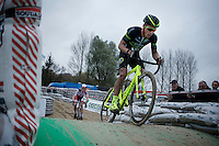 Sven Nys (BEL/Crelan-AAdrinks)<br /> <br /> Jaarmarktcross Niel 2015  Elite Men &amp; U23 race