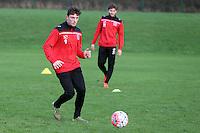 Dagenham & Redbridge FC Training 08-01-15