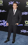 "WESTWOOD, CA - OCTOBER 03: Kenny Wormald  attends the ""Footloose"" Los Angeles Premiere at Regency Village Theatre on October 3, 2011 in Westwood, California."