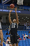 Idaho Vandals forward Ali Forde (13) in action during the game between the Idaho Vandals and the Texas Arlington Mavericks at the College Park Center arena in Arlington, Texas. Arlington defeats Idaho 60 to 58....