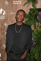 LOS ANGELES - FEB 20:  Davon Lavor at the Global Green 2019 Pre-Oscar Gala at the Four Seasons Hotel on February 20, 2019 in Beverly Hills, CA