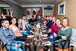 18th Birthday : Brid Mason, Listowel celebrating her 18th birthday with family & friends at Behan's Horseshoe Bar, Listowel on Friday night last.