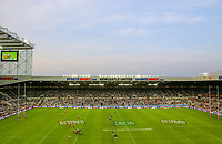 A general view of St James' Park<br /> <br /> Photographer Alex Dodd/CameraSport<br /> <br /> Betfred Super League Round 15 - Magic Weekend - Castleford Tigers v Leeds Rhinos - Saturday 19th May 2018 - St James' Park - Newcastle<br /> <br /> World Copyright &copy; 2018 CameraSport. All rights reserved. 43 Linden Ave. Countesthorpe. Leicester. England. LE8 5PG - Tel: +44 (0) 116 277 4147 - admin@camerasport.com - www.camerasport.com