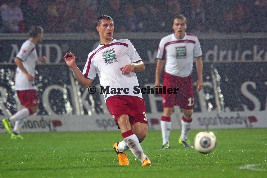 Markus Karl (FCK)- FSV Frankfurt vs. 1. FC Kaiserslautern, Frankfurter Volksbank Stadion