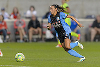 Chicago, IL - Sunday Sept. 04, 2016: Vanessa DiBernardo during a regular season National Women's Soccer League (NWSL) match between the Chicago Red Stars and Seattle Reign FC at Toyota Park.