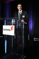 HOLLYWOOD, CA - SEPTEMBER 30: Captain Chris Marks, at The 6th Annual Saving Innocence Gala_Insde at Loews Hollywood Hotel, California on September 30, 2017. Credit: Faye Sadou/MediaPunch