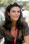 Motorsports / Formula 1: World Championship 2008, GP of Australia , .Karen Minier (BEL), girlfriend of David Coulthard