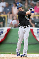 June 24, 2009: Josh  Vitters of the Peoria Chiefs at the 2009 Midwest League All Star Game at Alliant Energy Field in Clinton, IA.  Photo by: Chris Proctor/Four Seam Images