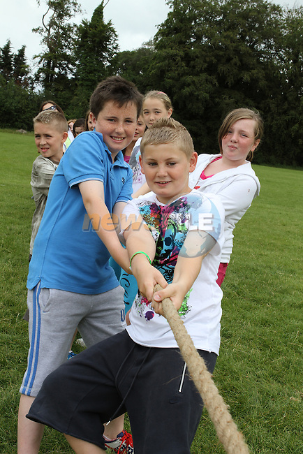 Greenhills Summer Camp...(Photo credit should read Jenny Matthews www.newsfile.ie)....This Picture has been sent you under the conditions enclosed by:.Newsfile Ltd..The Studio,.Millmount Abbey,.Drogheda,.Co Meath..Ireland..Tel: +353(0)41-9871240.Fax: +353(0)41-9871260.GSM: +353(0)86-2500958.email: pictures@newsfile.ie.www.newsfile.ie.