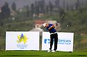 Steven Brown (ENG), European Challenge Tour, Azerbaijan Golf Challenge Open 2014, Azerbaijan National Golf Club, Quba, Azerbaijan. (Picture Credit / Phil Inglis)