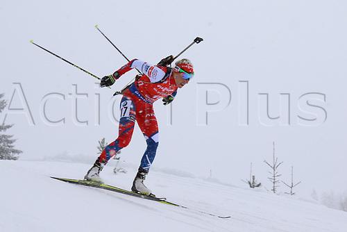 8th December 2017, Biathlon Centre, Hochfilzen, Austria; IBU Womens Biathlon World Cup; Terezia Poliakova (SVK)