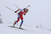 8th December 2017, Biathlon Centre, Hochfilzen, Austria; IBU Womens Biathlon World Cup; Terezia Poliakova (SVK)