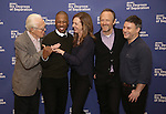 Checking in on the status for tomorrow AM ... Re: MEID REQUEST / 'The Play That Goes Wrong'  Theatre Marquee installation - 1/27/2017 attend the 'Six Degrees Of Separation' Cast Meet & Greet at The New 42nd Street Studios on March 1, 2017 in New York City.