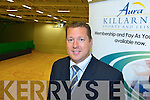 Paul Cullinan the new manager of the Aura Killarney Sports and Leisure centre     Copyright Kerry's Eye 2008