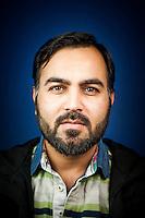 Saleem Sadat from Afghanistan