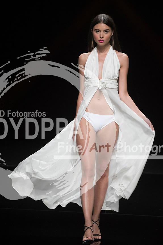 Model Paula Boluda poses