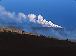 Eruption from Chain of Craters Road