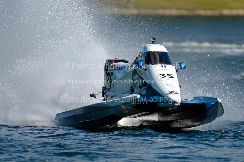 Mike Klepadlo (#35)   (Formula 1/F1/Champ class)