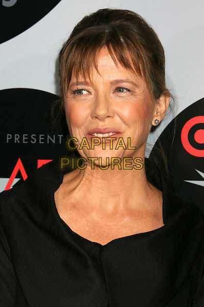 "ANNETTE BENING.AFI's ""Night at the Movies"" Presented by Target at ArcLight Cinemas, Hollywood, California, USA. .October 1st, 2008 .headshot portrait .CAP/ADM/MJ.©Michael Jade/AdMedia/Capital Pictures."