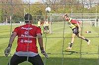 02.04.2014: Eintracht Frankfurt Training