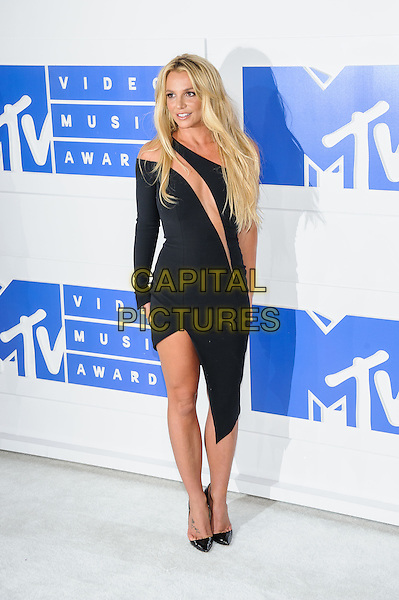 28 August 2016 - New York, New York - Britney Spears.  2016 MTV Video Music Awards at Madison Square Garden. <br /> CAP/ADM/MSA<br /> &copy;MSA/ADM/Capital Pictures