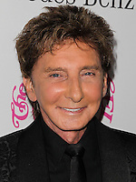 BEVERLY HILLS, CA, USA - OCTOBER 11: Barry Manilow arrives at the 2014 Carousel Of Hope Ball held at the Beverly Hilton Hotel on October 11, 2014 in Beverly Hills, California, United States. (Photo by Celebrity Monitor)