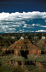 Arizona, Grand Canyon.  South Rim.  Photo #: azgran102.   .Photo copyright Lee Foster, 510/549-2202, lee@fostertravel.com, www.fostertravel.com