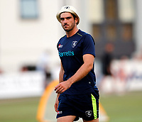 Grant Stewart looks on during the Vitality Blast T20 game between Kent Spitfires and Sussex Sharks at the St Lawrence Ground, Canterbury, on Fri July 27, 2018