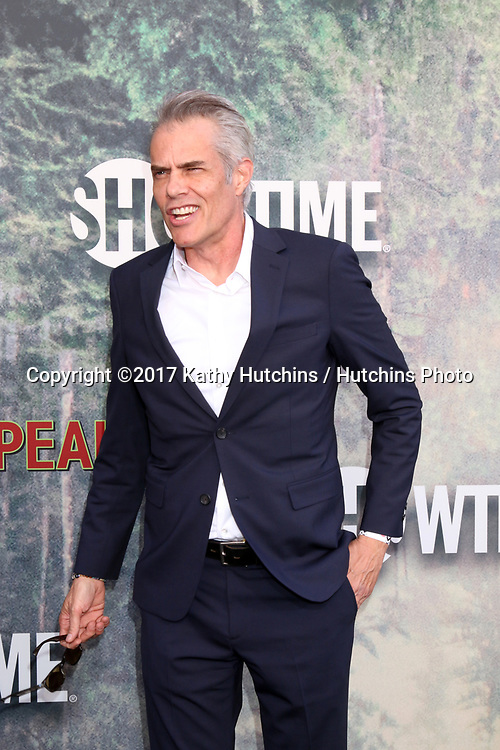 """LOS ANGELES - MAY 19:  Dana Ashbrook at the """"Twin Peaks"""" Premiere Screening at The Theater at Ace Hotel on May 19, 2017 in Los Angeles, CA"""