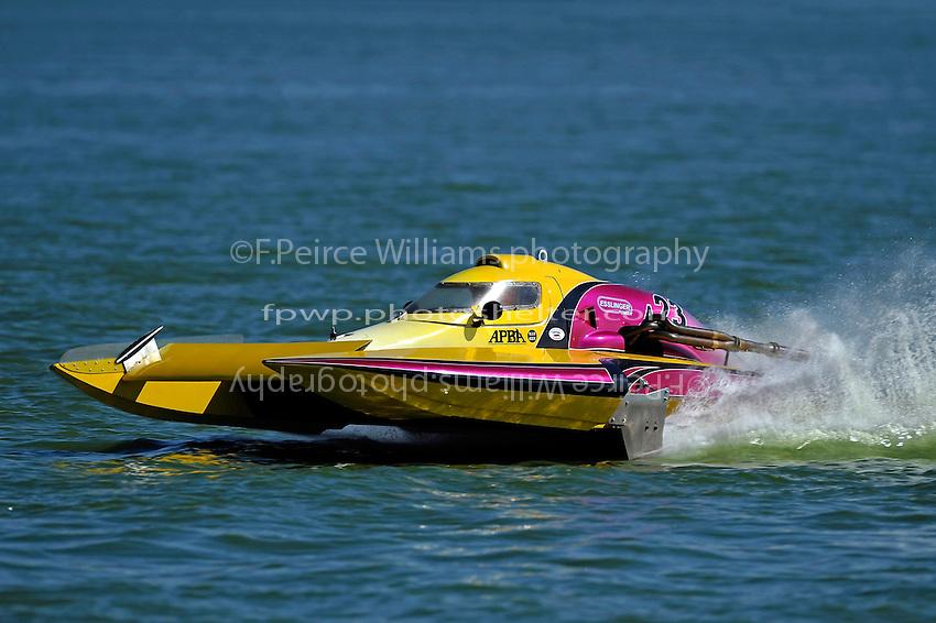"Steve Kuhr, Jr., A-23 ""Geezerboat""  (2.5 MOD class hydroplane(s)"
