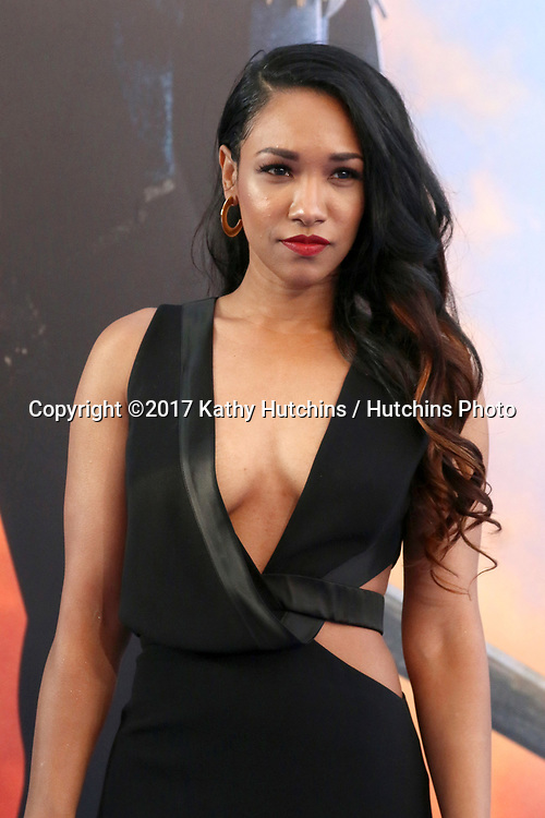 """LOS ANGELES - MAY 25:  Candice Patton at the """"Wonder Woman"""" Los Angeles Premiere at the Pantages Theater on May 25, 2017 in Los Angeles, CA"""