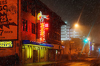 Strip club, Atlantic City, New Jersey, NJ, USA
